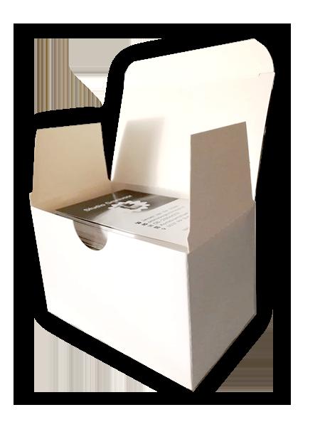 Visitekaartbox