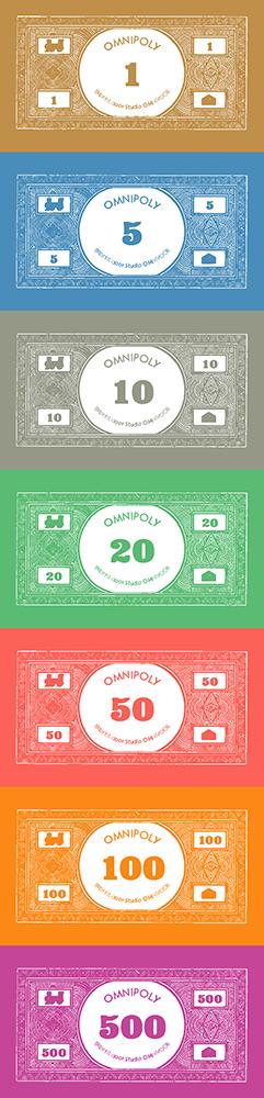 Monopoly briefgeld