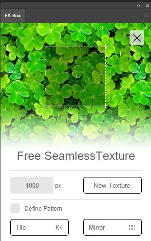 Seamless texture nieuw document
