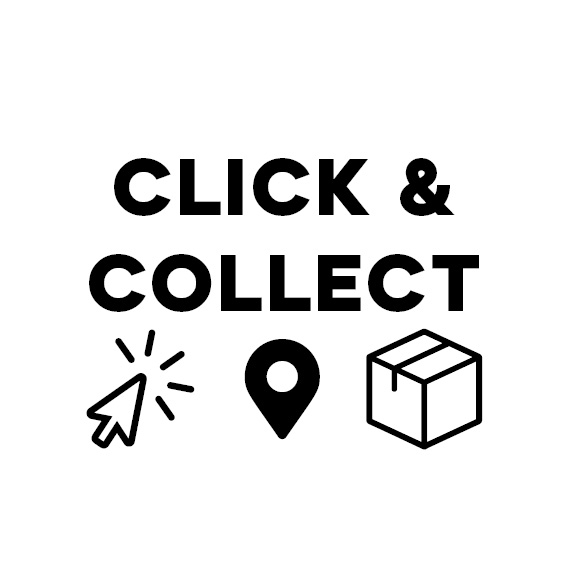 Indesign: 10 Click & collect iconen