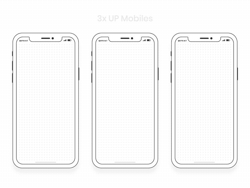 Mobiele app 3-UP