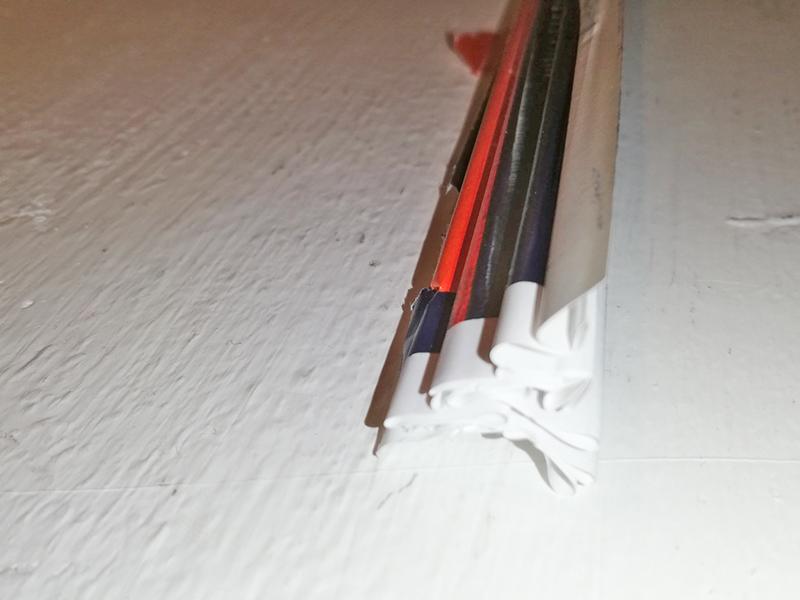 Losgemaakt papier